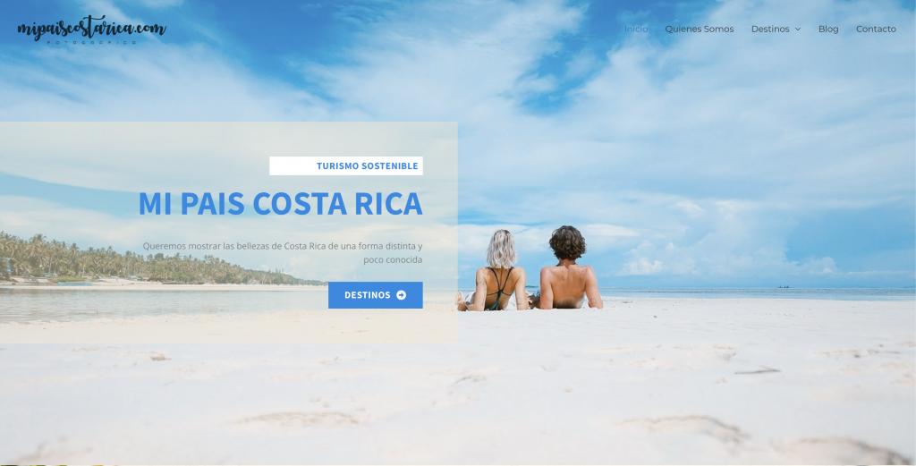 Mi País Costa Rica