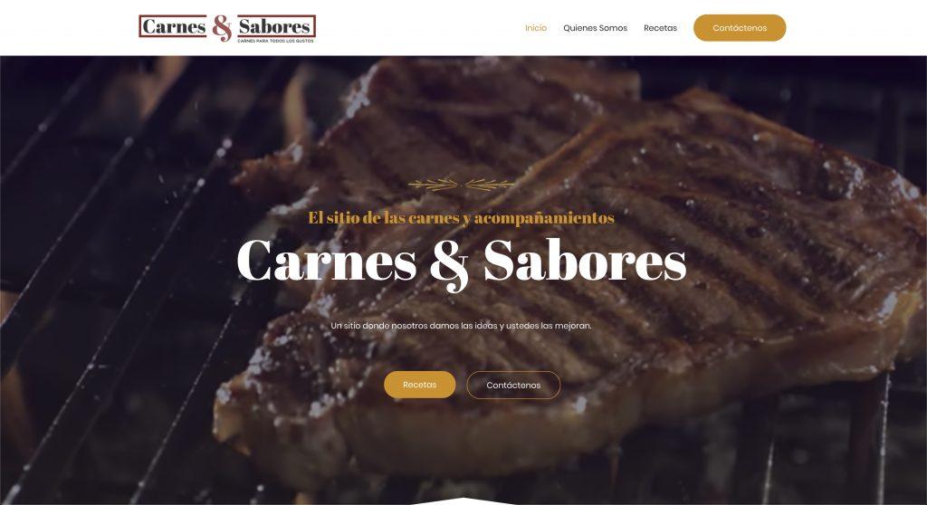 carnesysabores.com