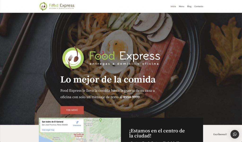 Food Express CR