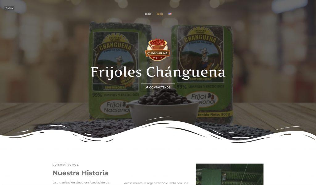 Frijoles Changuena
